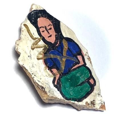 Chin Aathan Mae Nang Nu Kote Hian Necromantic Hoeng Prai Ghost Bone Carving Ajarn Surak Khmer Necromancer