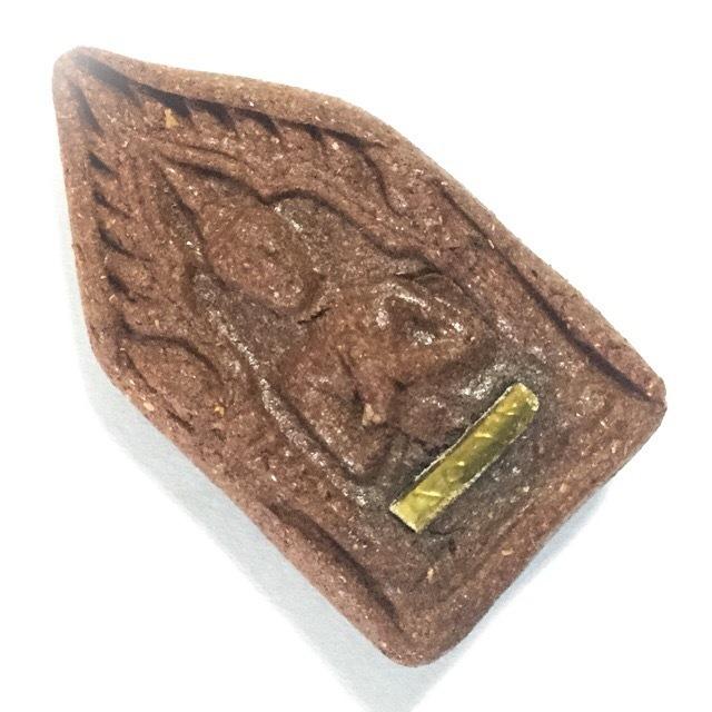 Pra Khun Phaen Sakot Nang Ongk Kroo - Only 24 Made - Takrut Maha Lap + Takrut Hua Jai Khun Phaen + 4 Gems Kumarn Bone Powder, Ya Wasana Jinda Manee - Ajarn Meng Khun Phaen