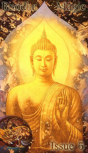 Buddha Magic Issue 5 - 153 page special Issue!