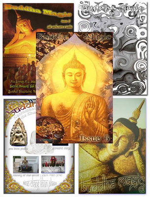 Buddha Magic Mega Discount Pack - All Five Issues Megapack save 20 Dollars!