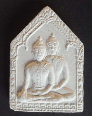 Pra Khun Phaen Sorn Phaen 'Run Koo Baramee' - Nuea Pong Prai Kumarn + Monk Hair - Luang Por Sakorn - Wat Nong Grub 2548 BE