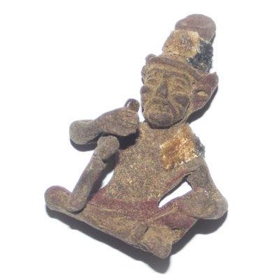 Lersi Por Gae Dtad Dton (Pak Mai Tao) - Hermit God planting his staff - Ajarn Plien (Wat Don Sala)