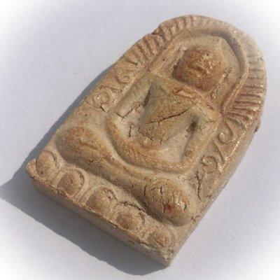 Pra Sum Gor Benjapakee Master Class Amulet- Luang Phu Tim (Wat Laharn Rai) 2513 BE - Released at Wat Pai Lom