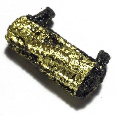 Takrut Bailan Roi Pi Pitsamorn Navahorakun 2543 BE - Century Old Grimoire Parchment Scroll Spell - Luang Por Sawai - Wat Bridaram