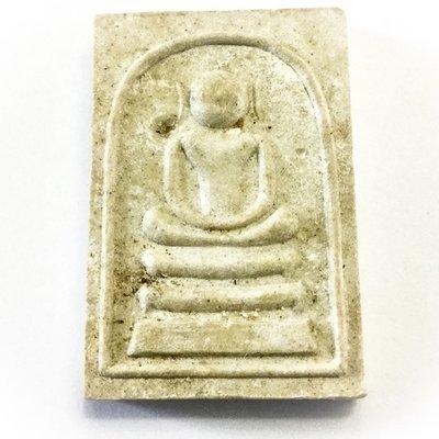 Pra Somdej Kaiser Fang Met Khaw Sarn Wat Sri Palotay 2516 BE - Luang Phu Tim (Wat Laharn Rai) & Luang Phu To (Wat Pradoo Chimplee)