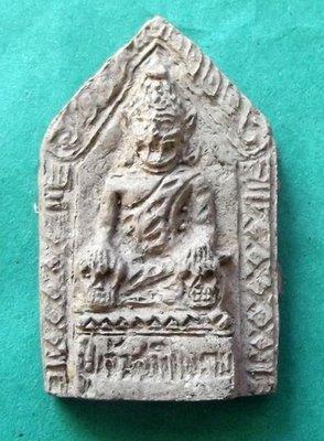 Phu Jao Saming Prai - Nuea Pong Phuudt Gwa 70 Dton (70 Ghosts Ancient Prai Powder) + Takrut Sam Kasat (Triple Takrut Bronze, Silver, Gold) - Pra Ajarn Oe Putto Raksa