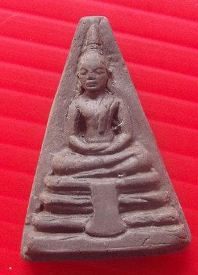 Pra Pong Luang Por Sotorn (Pra Putta Sotorn) - Luang Por Bua - Wat Mae Pang (Mae Hong Son) 2544 BE