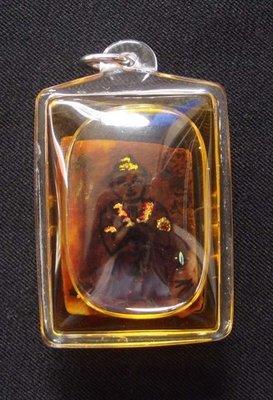 Chin Aathan Kumarn Tong Plai Maha Phuudt (Ghost Bone Carving) Ud Pong Maha Phuudt 108 Dton Ongk Kroo 3 Takrut (3K) extra Prai Oil - Ajarn Wirataep Yan Kroo Prasit - Special Extra Empowerment by LP Dam