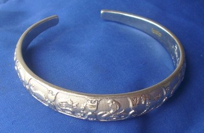 Gamlai 12 Rasee Jindamanee Magical bangle - Pra Ajarn Rueang Yot
