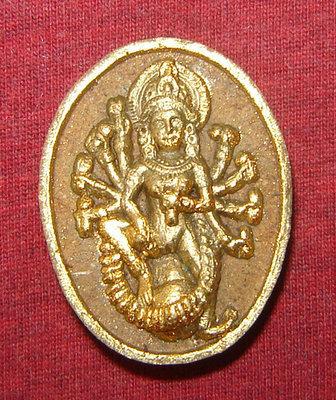 Mae Yua Mueang Niang Dtaro Ran Niaree - Nuea Pong Maha Sanaeh Phu Sandtia - Luang Por Kong Dech - Wat Tham Hua Rarerng (Buriram)