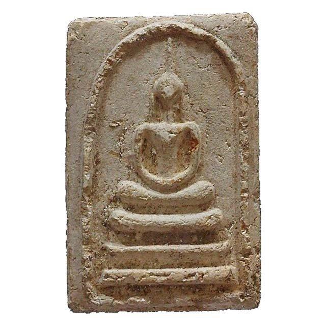 Pra Somdej Pim Hoo Dting - Wat Rakang Kositaram by Luang Phu Nak 2495 BE
