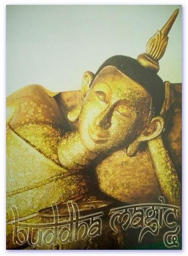 Buddha Magic Issue 4