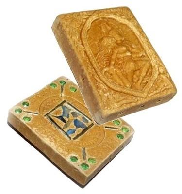 Taewada Hlong Hong - Montr Paetch Payatorn Jantr Sorn Jantr edition - Maha Sanaeh Powders, 11 Takrut  12 Maha Pokasap Gems, + Uncut Gems -free for orders over 500$ - Luang Phu In