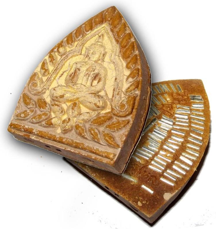 Pra Jao Sua Sethee Yai Jumbo - Nuea Pong Wan Ya Wasana Jinda Manee - 108 solid silver Takrut Pra Radtanatrai & 1 Takrut Hua Jai Sethee - Luang Por Jerd  Jao Sua Sethee Yai Edition 2556 BE