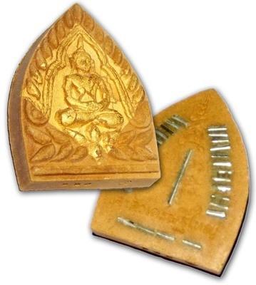 Pra Jao Sua Sethee Yai Jumbo - Nuea Pong Wan Ya Wasana Jinda Manee - 28 Solid Silver Takrut Pra Putta Jao & 1 Takrut Hua Jai Sethee - Luang Por Jerd  Jao Sua Sethee Yai Edition 2556 BE