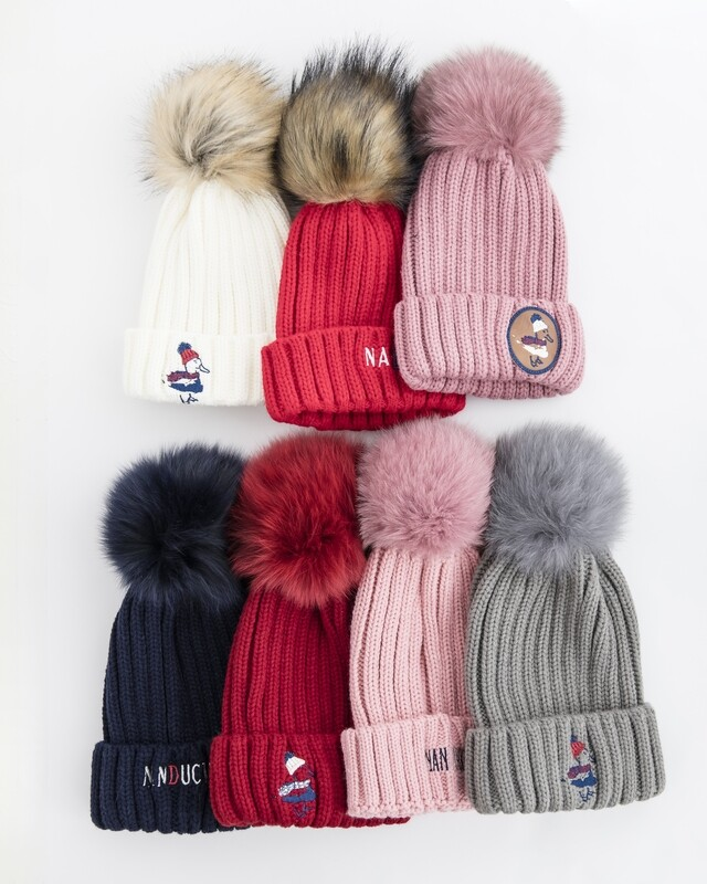 Limited Edition Pom Hat - Adult