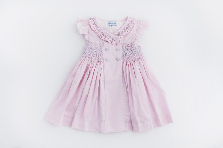 Ashby Mae Petal Pink Dress