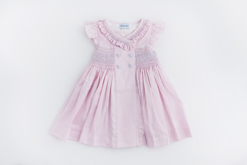 Ashby Mae Petal Pink Dress
