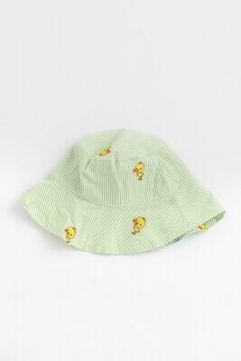 Ack Seersucker Sun Hat