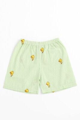 Ack Seersucker Summer Shorts