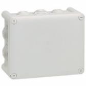 Legrand Aftakdoos Plexo rechthoekig 10 kabelinvoeren 155 x 110 x 74 mm