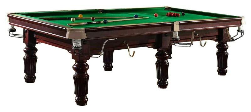 Snookertafel Buffalo Mahonie 9 ft