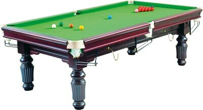 Snookertafel Buffalo Mahonie 8 ft