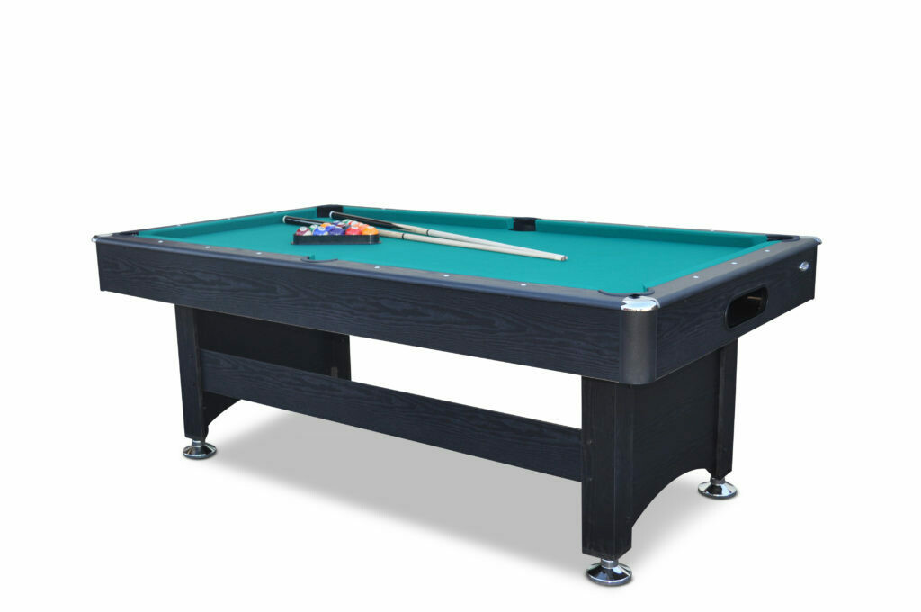 Pool table Heemskerk Standard feet 6 ft