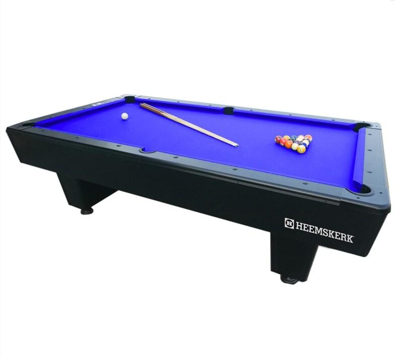 Pool table Heemskerk Dallas 6 ft
