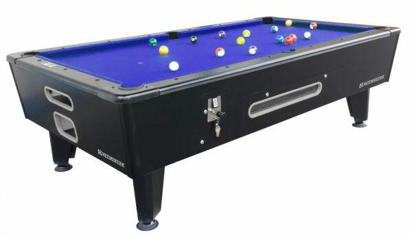 Pool table Heemskerk Kick Shot 6 ft (munt)