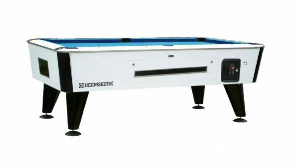 Pool table Heemskerk Jump Shot 6 ft (munt)
