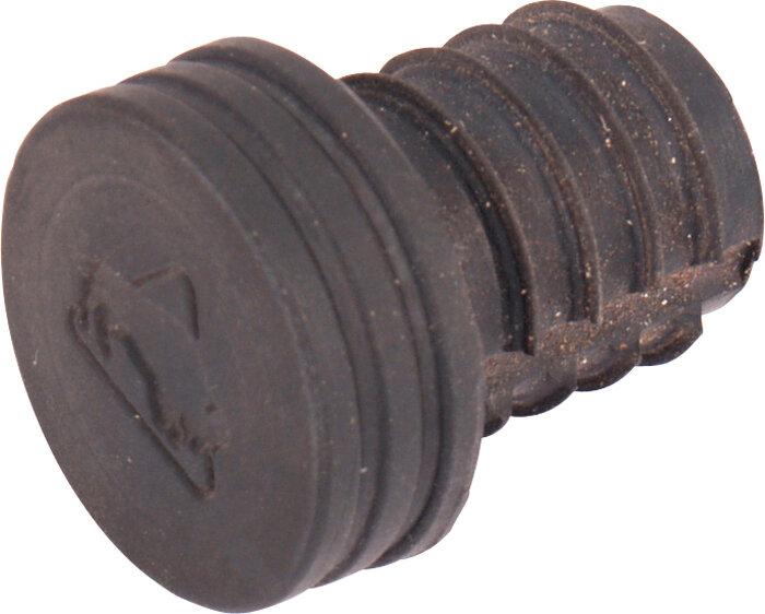 BUFFALO Bumper rubber revolution zwart