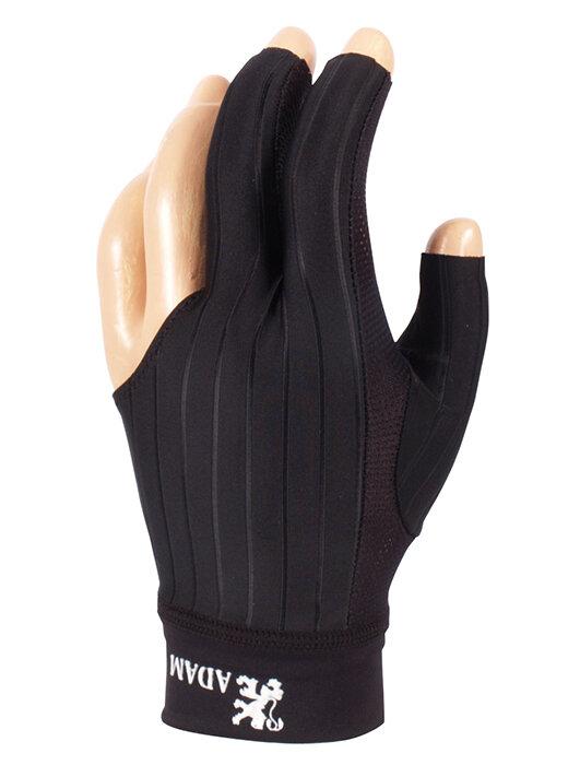 ADAM biljart handschoen Pro zwart large