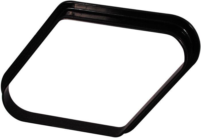 Triangel 9-Ball 57.2 mm plastic zwart