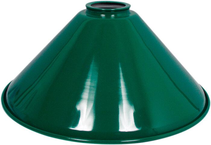 Lampen kap Los 37 cm groen