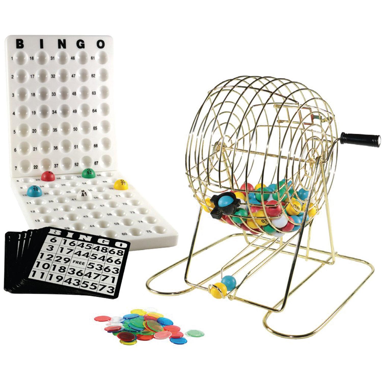 Bingo set Color