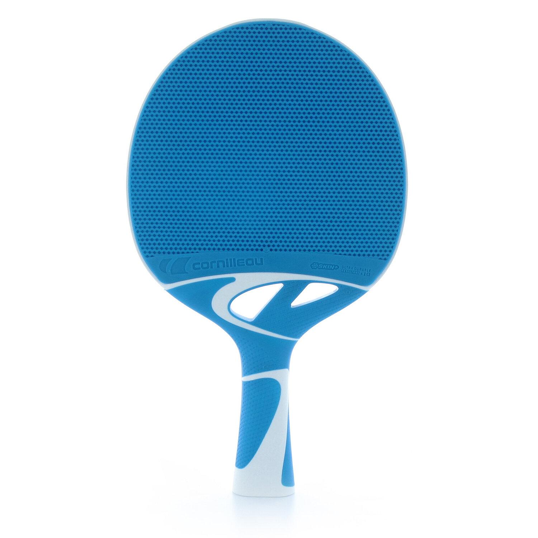 Tafeltennisbat Cornilleau tacteo 30 blauw