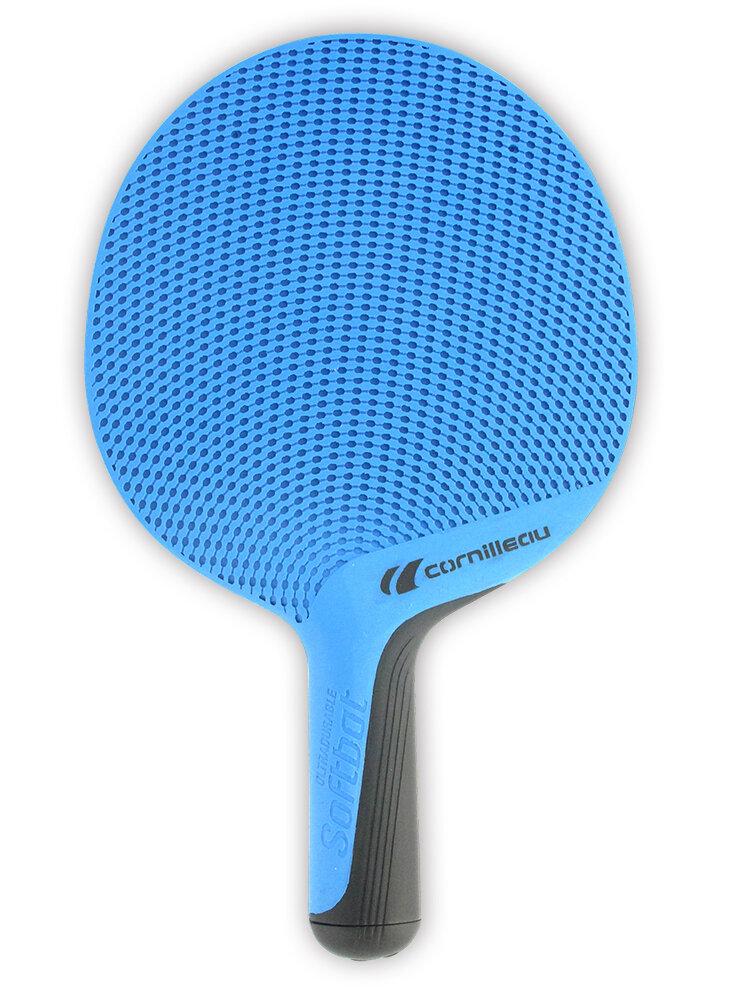 Tafeltennis bat Cornilleau Softbat blauw