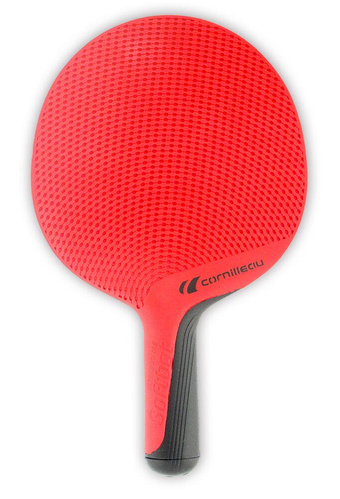 Tafeltennis bat Cornilleau Softbat rood
