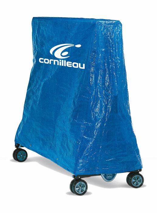 Tafeltennis afdekhoes Cornilleau Sport blauw