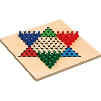 PHILOS Halma set vierkant