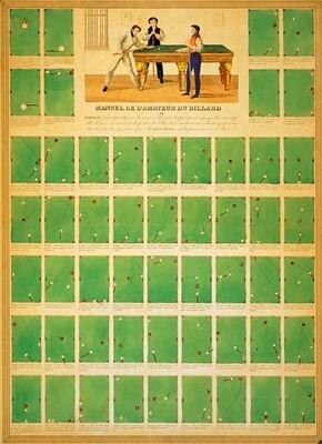 Poster Vintage L'amateur