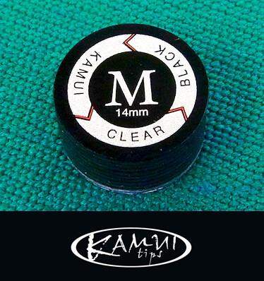 KAMUI Clear Black medium