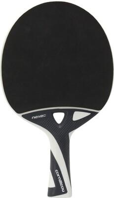 Tafeltennis bat Cornilleau Nexeo X70 carbon zwart