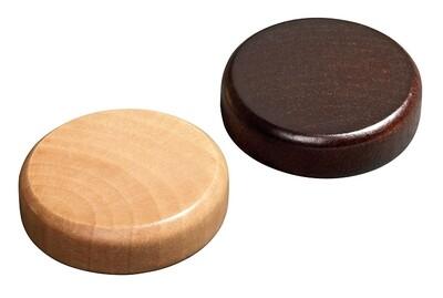 PHILOS Backgammon stenen groot 35x8mm 30st