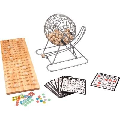 LONGFIELD Bingo-Lotto set compleet