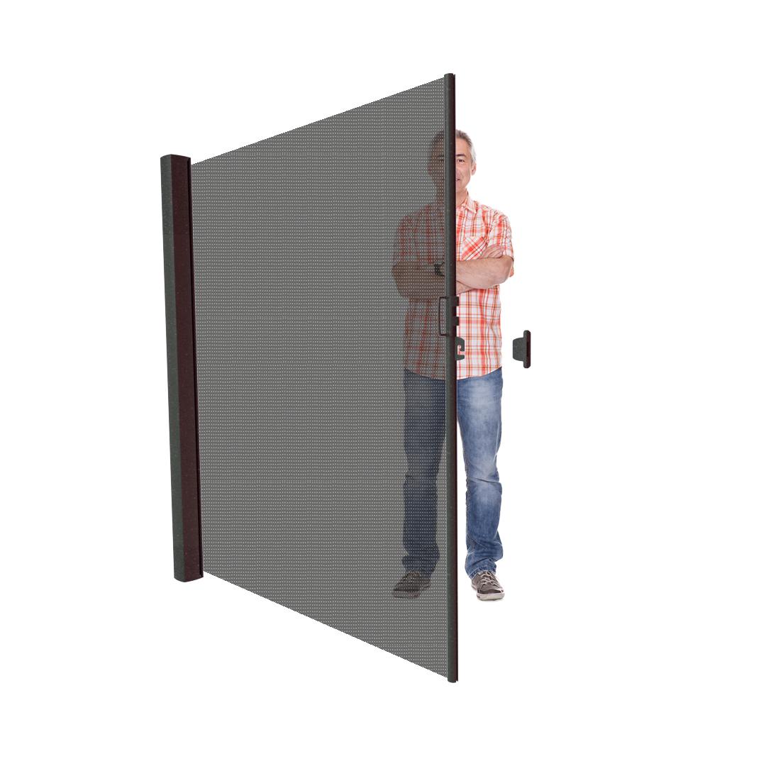Inova uittrekbaar windscherm vanaf 186 cm