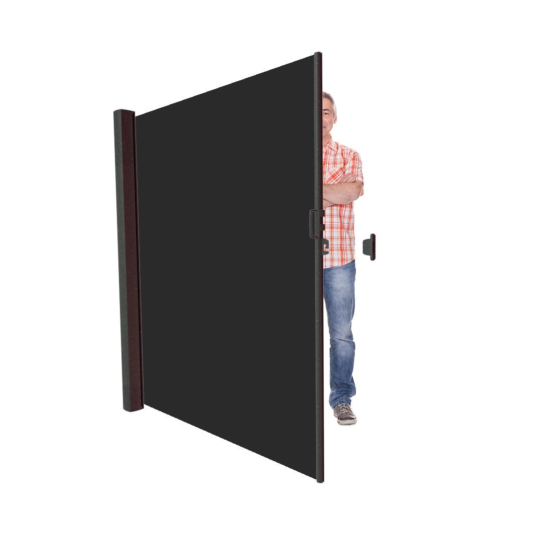 Inova uittrekbaar privacyscherm ≤185 cm