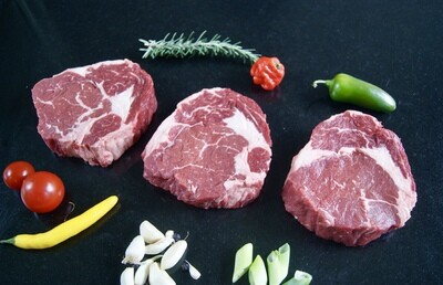 Rib Eye Steak 300 gram €6,95