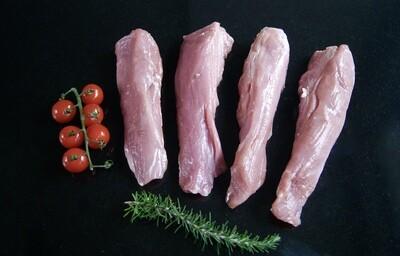Varkenshaas of kophaas  250 gram voor € 2.99